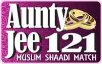 Aunty Jee's 121 - Muslim Shadi Match